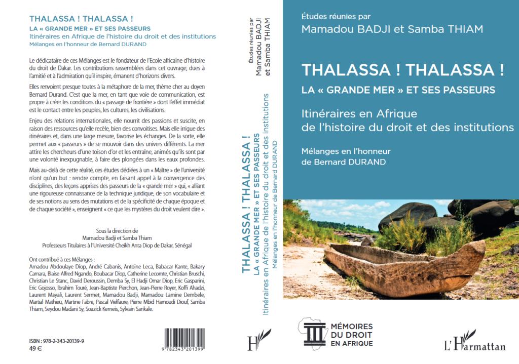 Thalassa ! Thalassa !